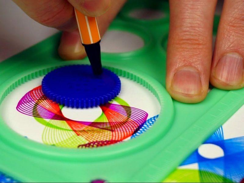 10 Amazing Spiral Art Kits for Kids [2021]