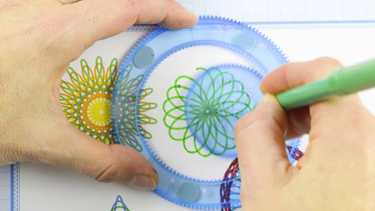 8 Incredible Spirograph Sets for Artists [2021]